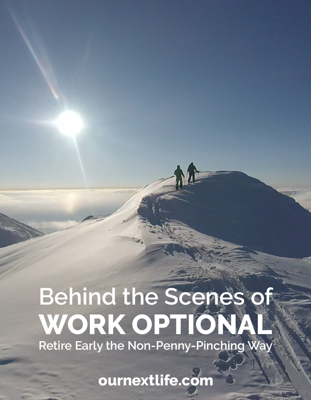 Behind the Scenes of WORK OPTIONAL: Retire Early the Non
